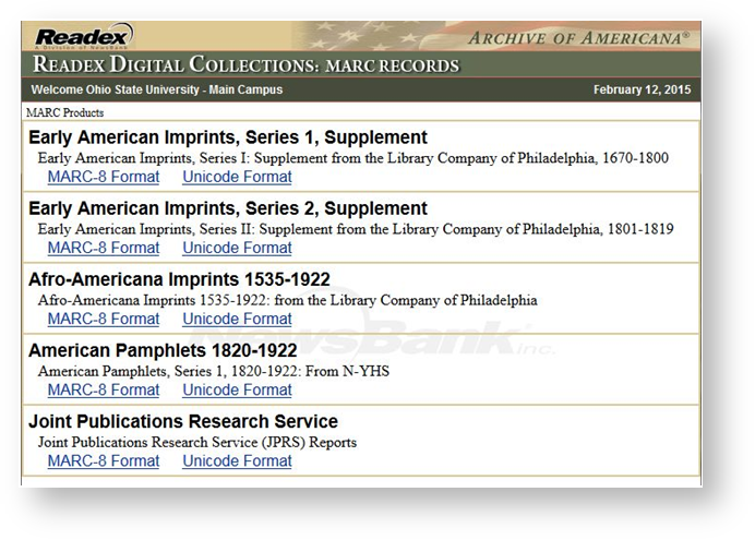 Vendor e book records batch loading guidelines it help osu libraries fandeluxe Choice Image