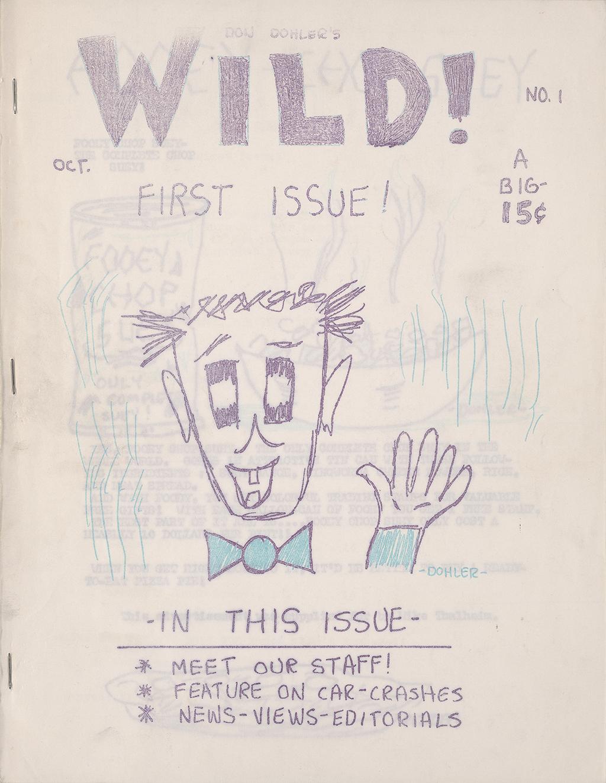 Cover of Wild!