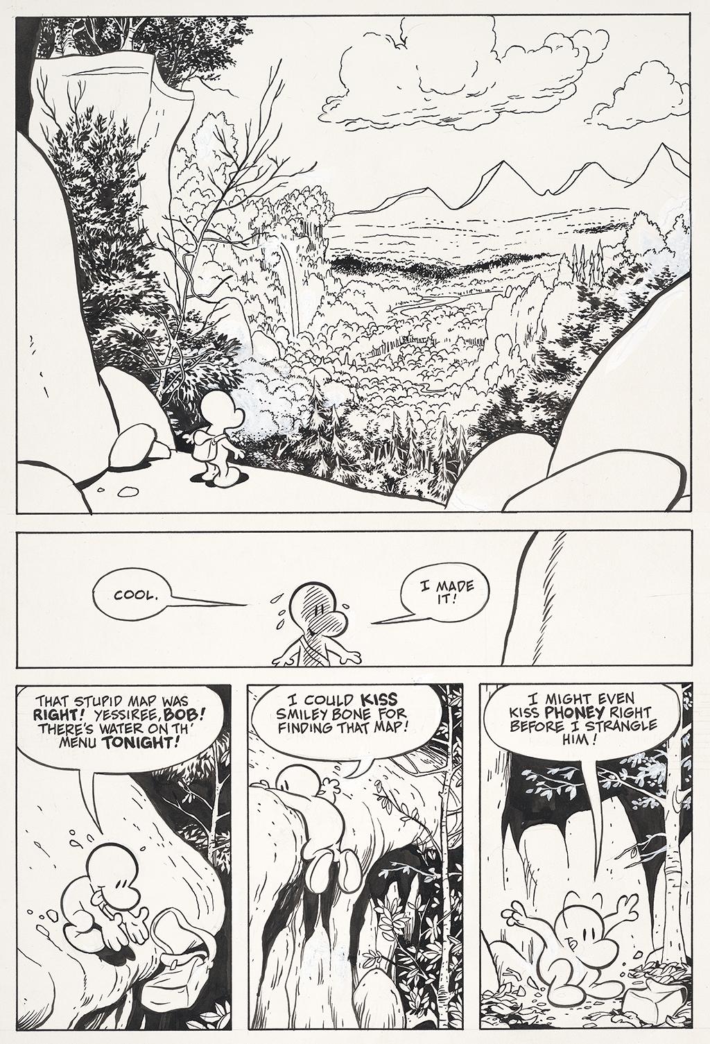 Bone page 18