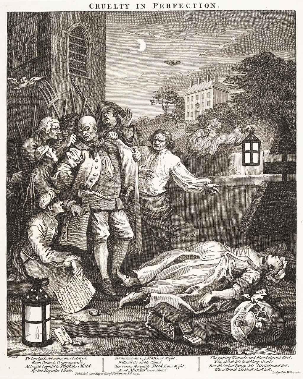 Third Hogarth cartoon