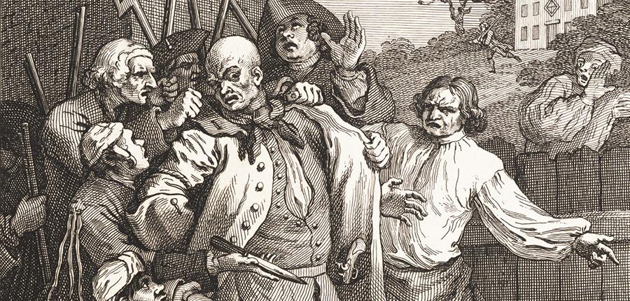5. Hogarth: Father of Modern Copyright Law