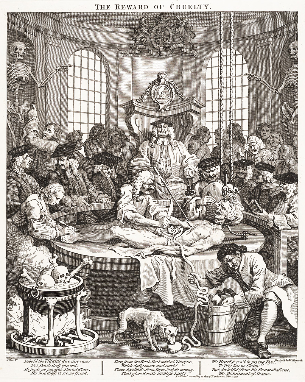 Fourth Hogarth cartoon