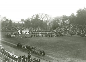 Alumni Procession