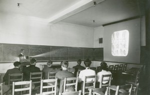 Architecture History Class, 1895