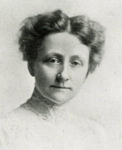 Edith Cockins, 1910
