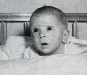 Home Ec baby, 1946