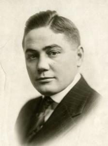 Herbert Atkinson, c1920