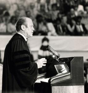 President Ford, 1974
