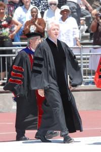 Bill Clinton, 2007