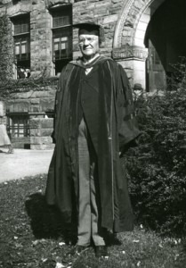 President William Oxley Thompson, 1911