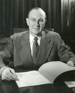 President Bevis, 1948