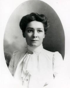 Bertha Lamme, 1892