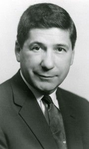 Arthur James, 1961