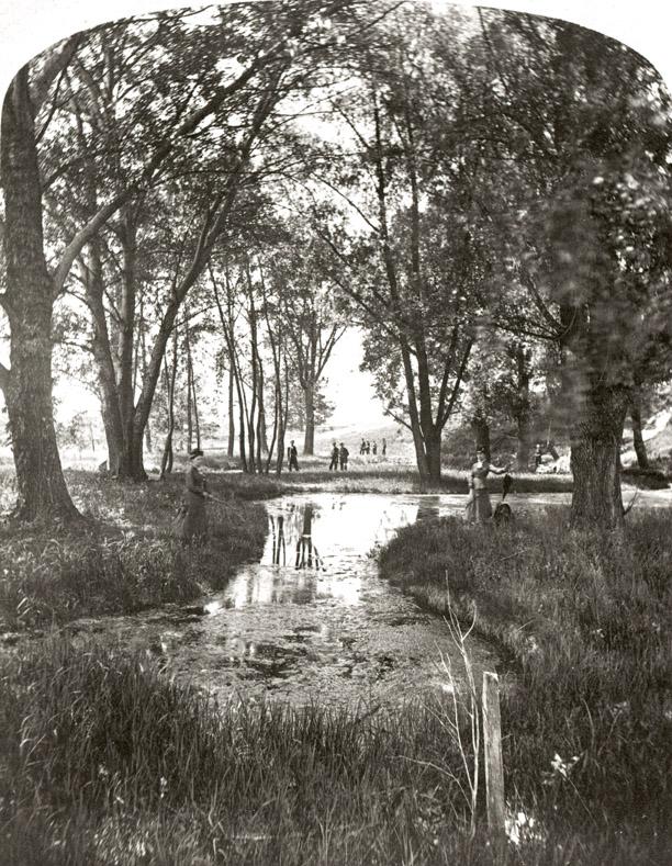 Mirror Lake, 1876