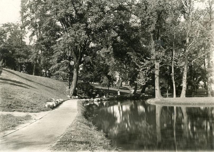 Mirror Lake Islands, 1898