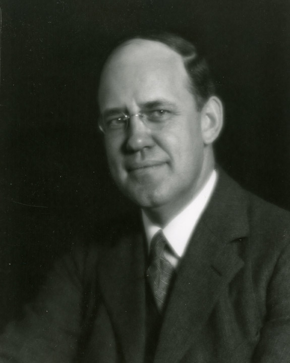Royal D. Hughes, 1926