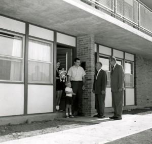 Buckeye Village residents, 1940s