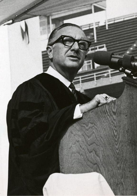 Walter Cronkite, 1968