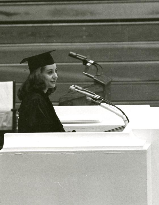 Barbara Walters, 1971