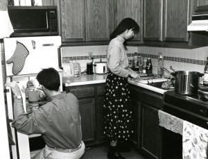 Buckeye Village residents, 1993