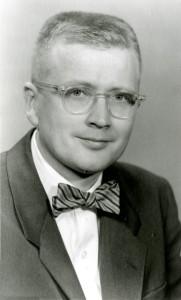 Ernest W. Johnson, 1958