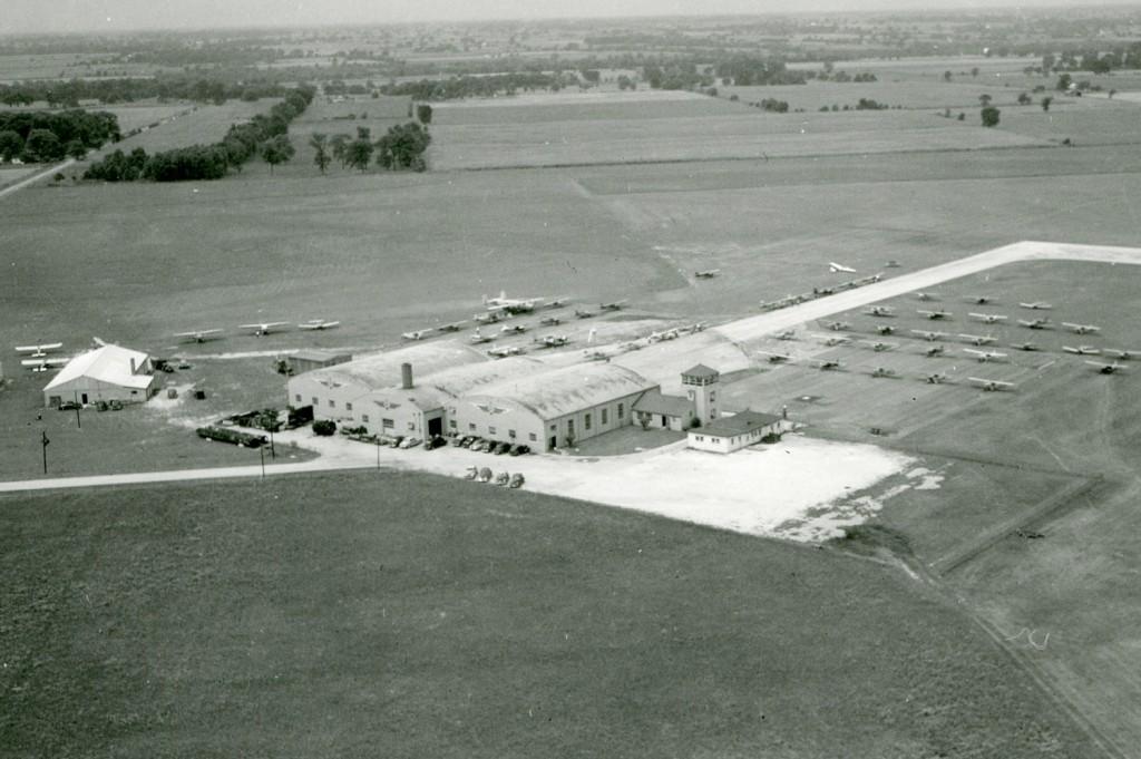 Don Scott Field, 1949