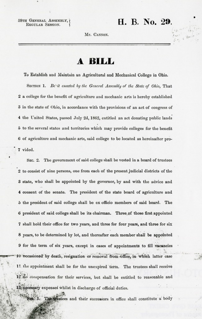The Cannon Act