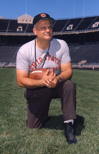 Woody Hayes, 1963