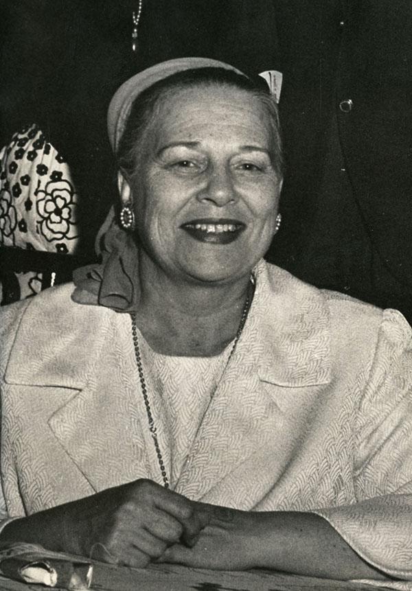 Anne Hayes, n.d.