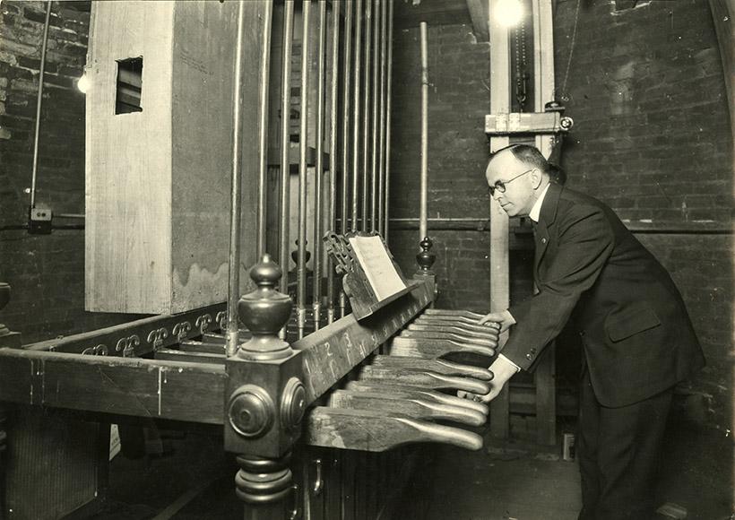 Allen McManigal, 1920s