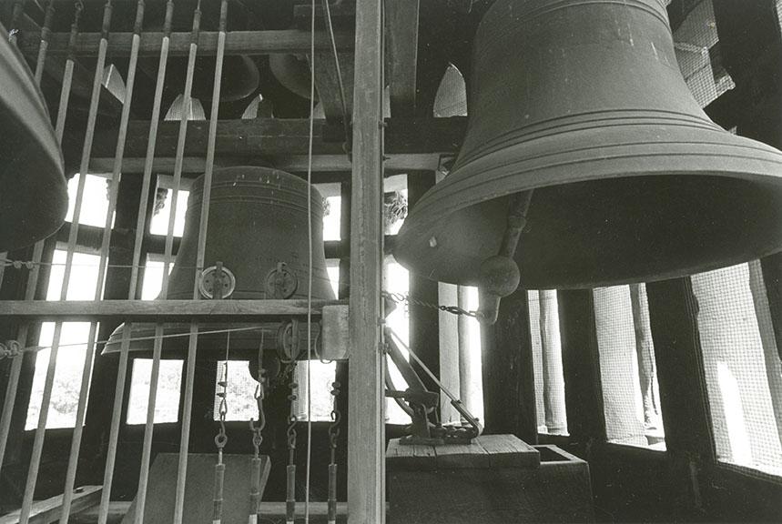 Orton Hall bells, 1985