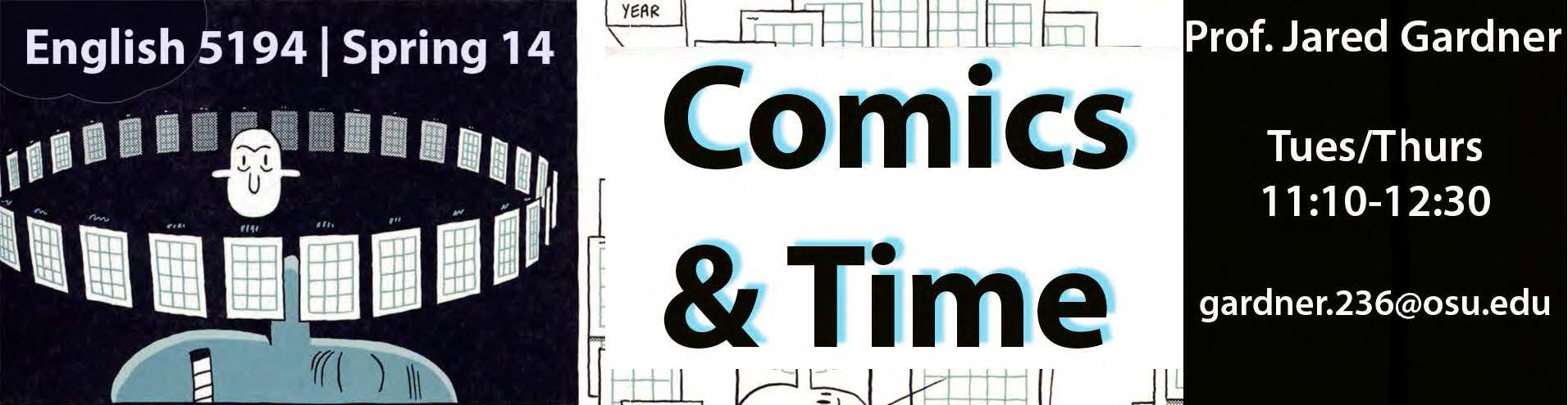 Comics&Time