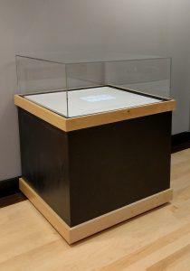 exhibit case