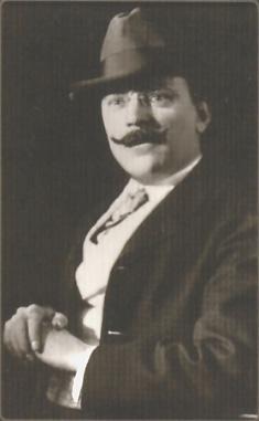 Richard Felton Outcault, undated photograph