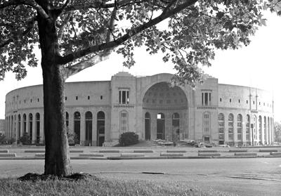 Ohio Stadium 1976