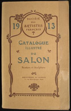 1913 Salon Catalog