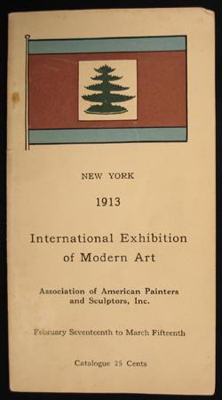 Armory Show catalog