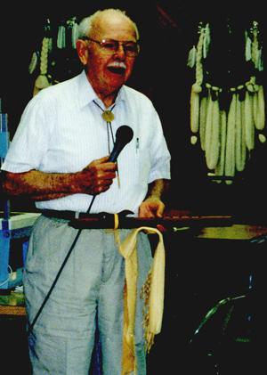 Charles Aubrey Buser