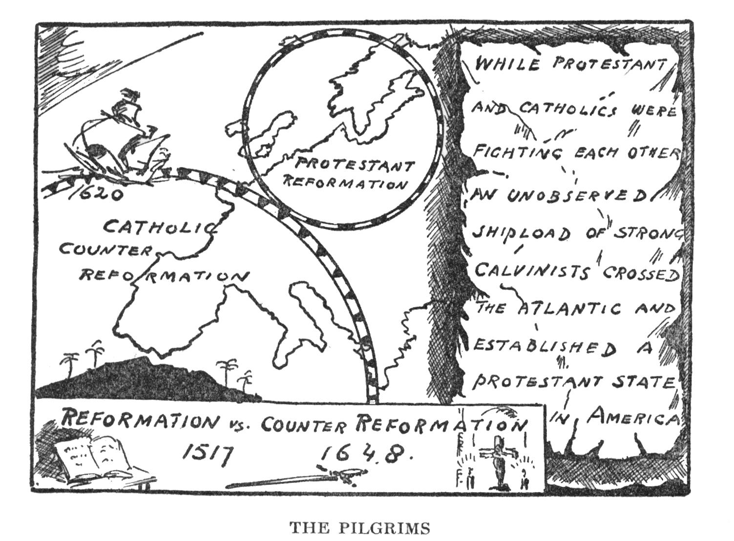 """""""The Pilgrims,"""" p.324"""