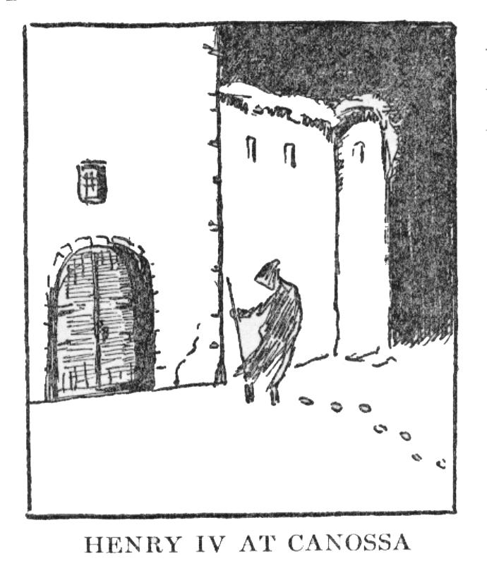 """Henry IV at Canossa,"" p.165"