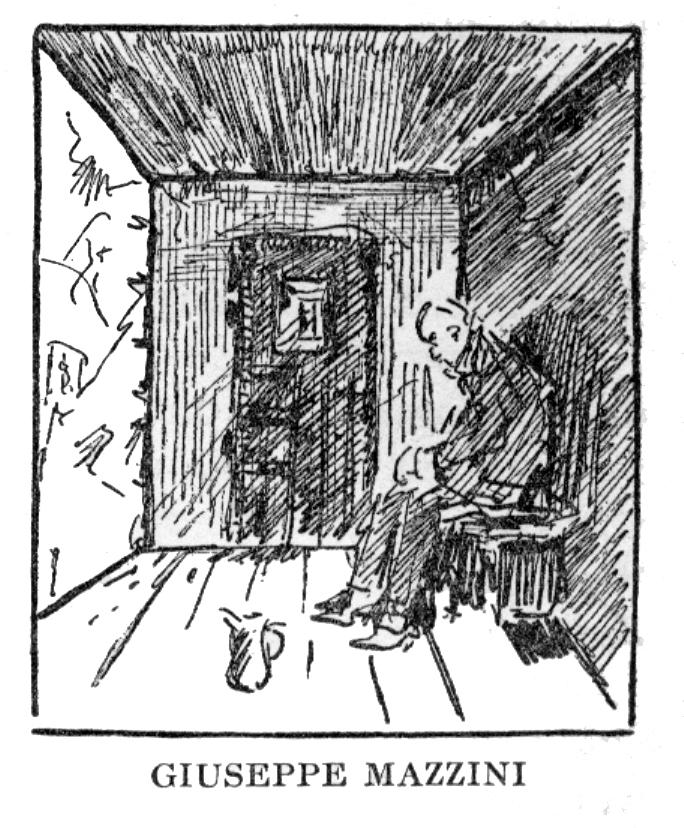 """Giusseppe Mazzini,"" p. 395"