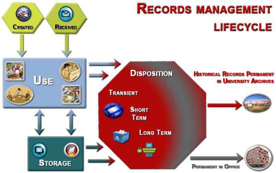 Records Management Lifecycle