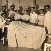 operating room at protestant hospital