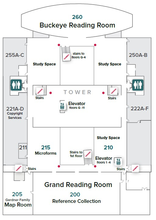 Get Ohio State University Library Background