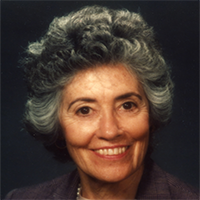 Annie Glenn, c. 1981