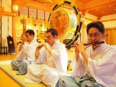 meiji priests and gagaku