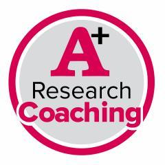 A+ Research Coaching Logo