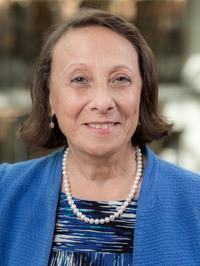 Magda El-Sherbini, Middle East and Islamic Studies Librarian