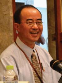 Guoqing Li, Chinese and Korean Studies Librarian