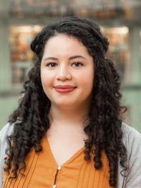 Stephanie Porrata, Mary P. Key Diversity Resident Librarian for Area Studies